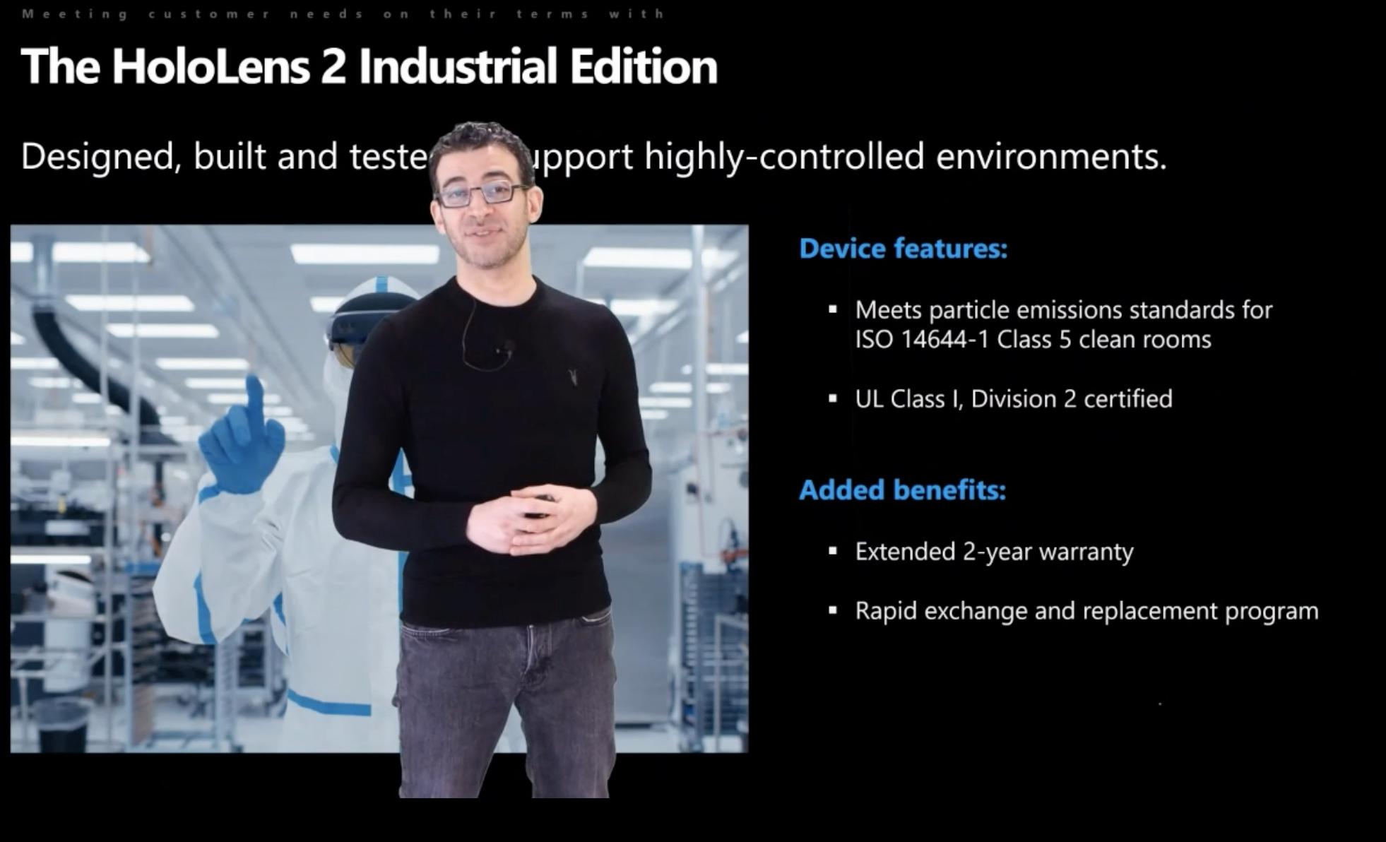 hololens 2 industrial ed