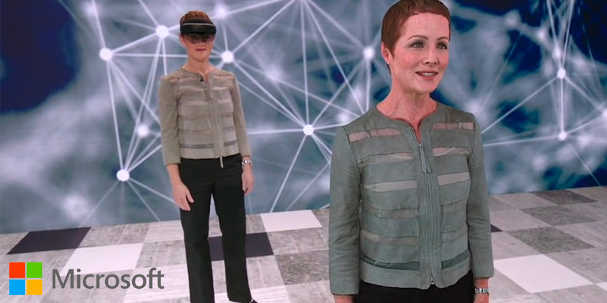 Microsoft is Promising a Star Wars-style Future