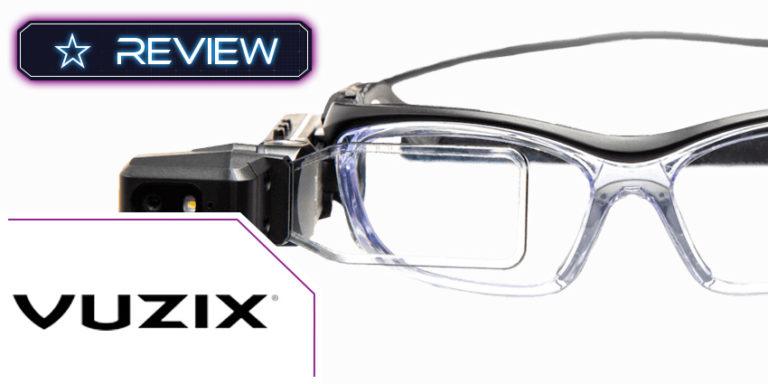 vuzix m4000 review