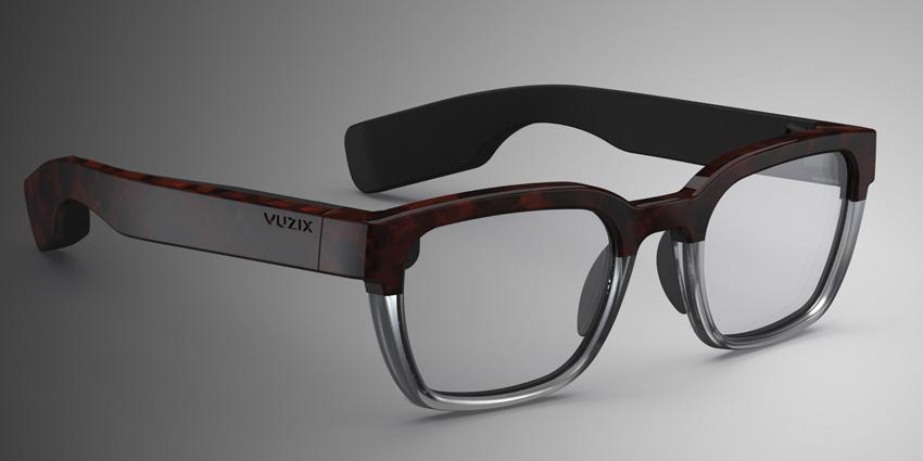 Vuzix Unveil Revolutionary New Smart Glasses