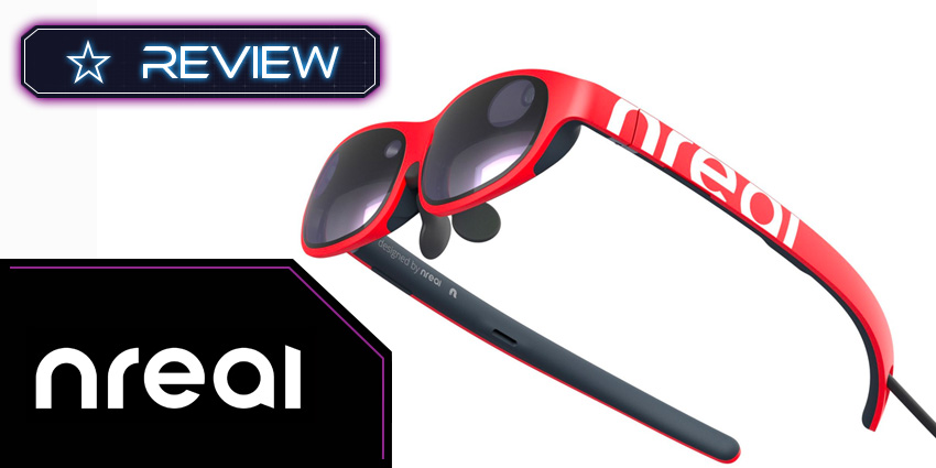 NReal Light Smart Glasses Review