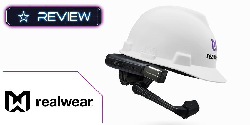 RealWear HMT-1 Smart Glasses Review