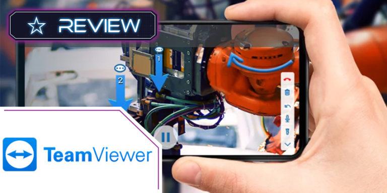 XR_Review TeamViewer Pilot