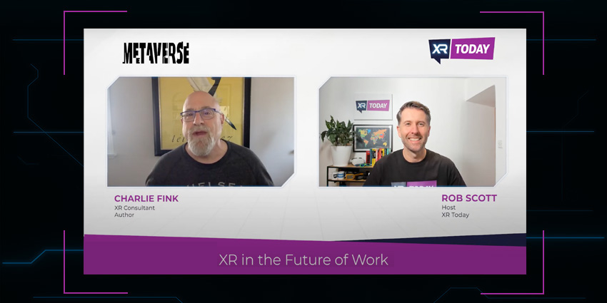 XR in the Future of Work