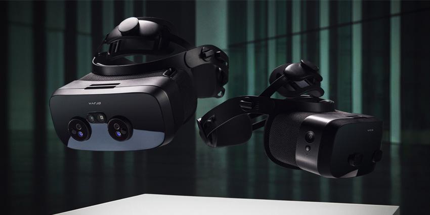 Varjo Now Shipping Next-Generation VR-3 & XR-3 Headsets