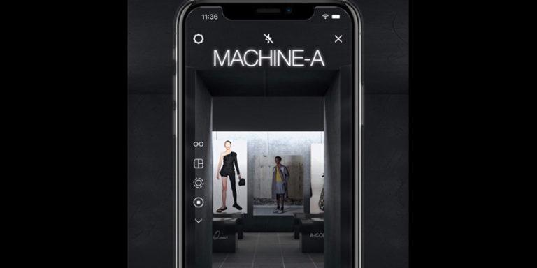 machine a ar fashion