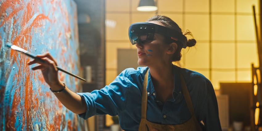 Adobe Announces Advanced VR Modelling Software
