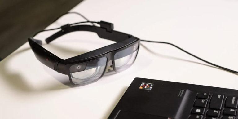 Lenovo A3 Smart Glasses