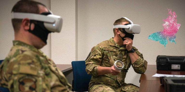 Moth+Flame USAF VR Trainer