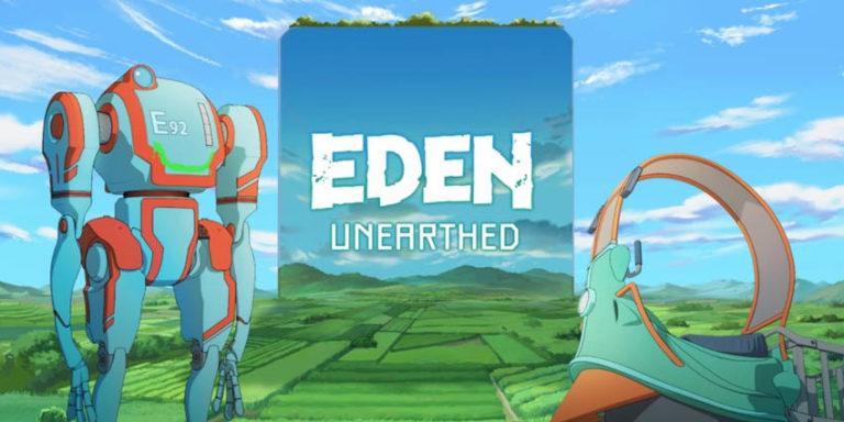 Eden Unearthed Netflix