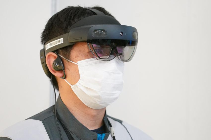 Nissan VR Trainer Programme