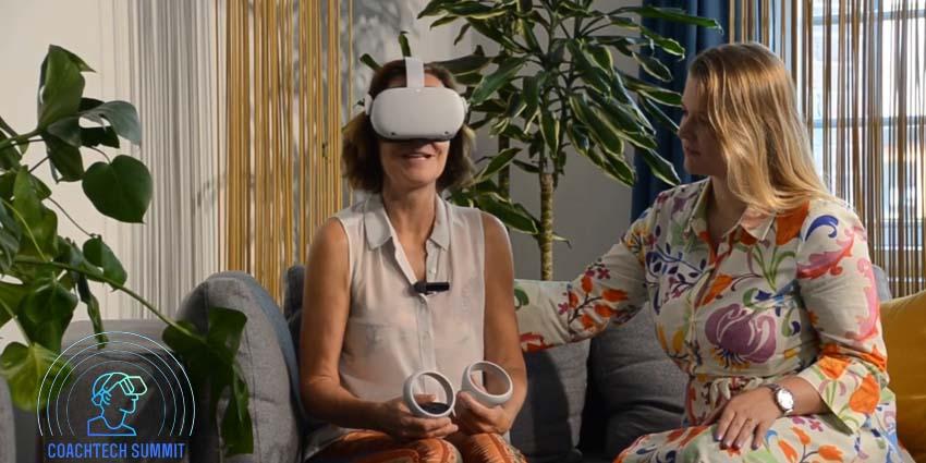 CoachTech Summit 2021 To Laud VR Training