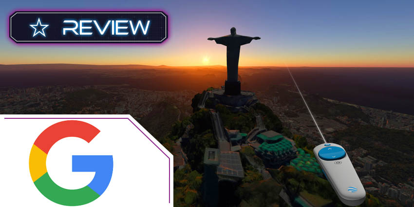 Google Earth VR Review: Explore the World