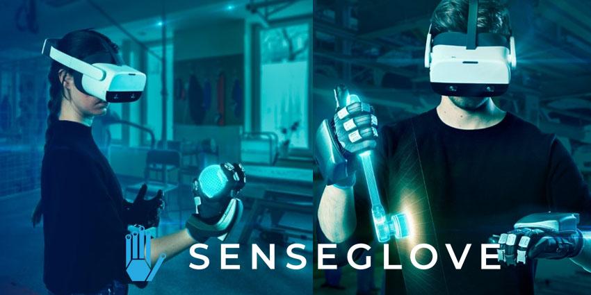SenseGlove Opens Nova Global Shipments