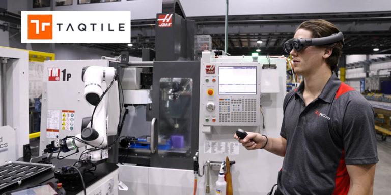 Taqtile Manifest Nokia MX Industrial Edge